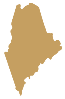 Maine State Representative GIS